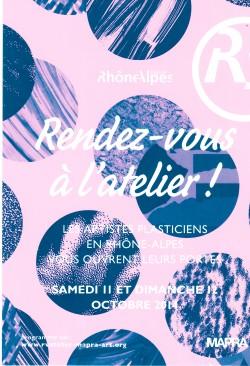 RENDEZ-VOUS A L'ATELIER 2014