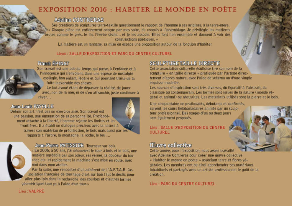 flyer exposition 2