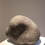 c Annie Chaize- mauvais temps (nuage noir)-marbre noir de Belgique (5)