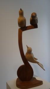 i Roger Faure- oiseaux musique en fêtechêne et tilleul (2)