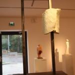 l Jacques Lafouilloux- Lévitation- marbre acier